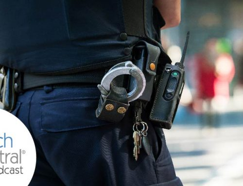 Addressing Police Officer Mental Health (Psych Central Podcast)